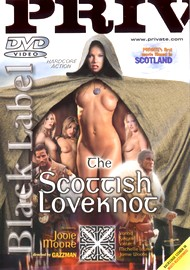DVD Cover: The Scottish Loveknot (Black Label)