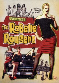 DVD Cover: The Rebelle Rousers